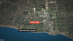 The man was stabbed in Park Lane.