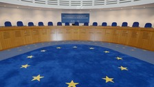 The European Court of Human Rights.