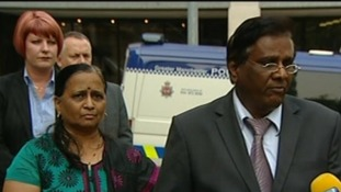 Parents of Anuj Bidve giving their reaction after today's verdict