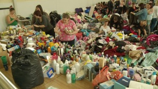 Donations after Devonport fire
