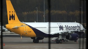 A Monarch flight had to make an emergency landing after six passengers were drunk and disorderly