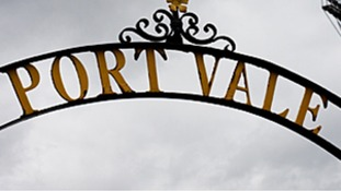 Port Vale could be forced into administration