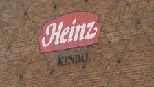 The Heinz factory in Kendal has been there for 25 years