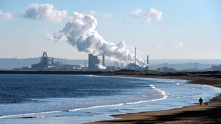The plant in Redcar was mothballed but then relit in 2012.