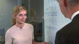 GCSE maths SHOULD be challenging, argues Rachel Riley, after thousands of students complain online