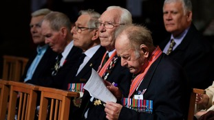 The reverend also called for their sacrifices to be remembered.