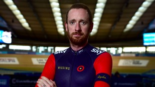 Bradley Wiggins is aiming to take the record away from Dowsett.