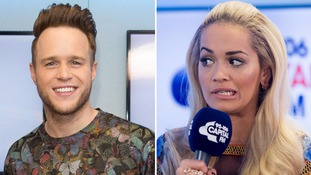 Olly Murs backs Rita Ora as new X Factor judge