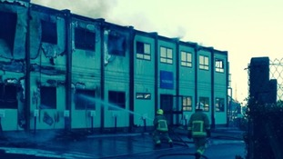 Medway fire