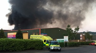 Medway fire