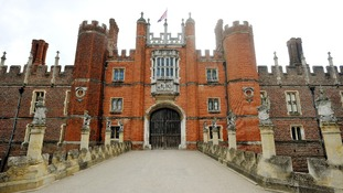 The Olympic Torch will visit Hampton Court Palace on the final day of the relay.