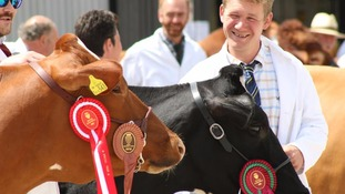 126,256 people visited the Royal Cornwall Show last week