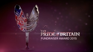 How to nominate for Daily Mirror Pride of Britain awards 2015