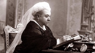 Queen Victoria is better known for her stern disposition and devout diary-keeping