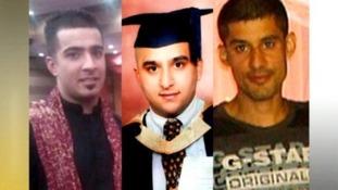 Haroon Jahan, Shazad Ali and Abdul Musavir died in Winson Green in Birmingham