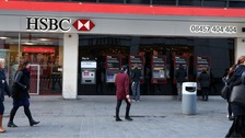 HSBC has announced plans to axe between 7,000 and 8,000 jobs in the UK