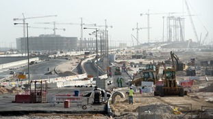 Fifa 2022 World Cup: Is Qatar doing enough to save migrant workers' lives?