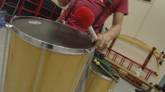 samba band