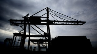 Police were called to Tilbury Docks in August last year