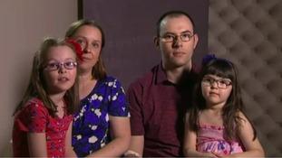 Family from Swindon