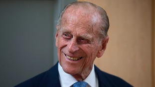 21-gun salute to mark HRH Duke of Edinburgh's 94th birthday