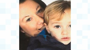 Rebecca Minnock is missing with her son Ethan