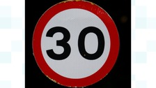 A 30mph speed limit is one of the changes that has not yet been implemented