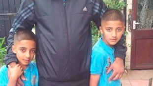 Amaan Parwaiz Kayani (left) and Adhyan Parwaiz Kayani (right) who died in fatal Sheffield house fire