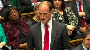 Douglas Carswell: A history maker according to the PM