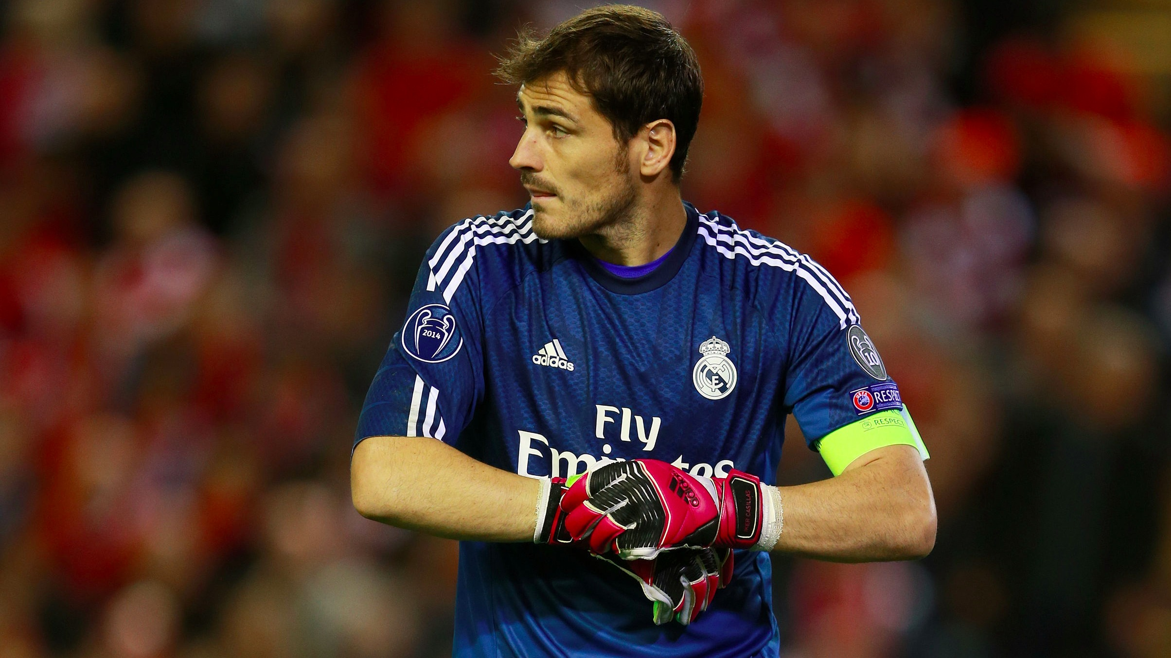 iker casillas a legend With the start, casillas went past manchester united great ryan giggs, who played in 19 champions league campaigns rounding out the top three is another united legend, paul scholes, who took part.