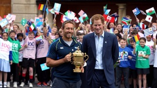 Region marks 100 days until the start of Rugby World Cup