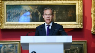 Bank of England governor Mark Carney declares end to 'the age of irresponsibility'