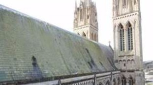 An appeal has begun to raise £3.2 million to repair the roof of Truro Cathedral