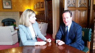 Andrea Jenkyns has met David Cameron to discuss NHS funding to treat a girl with a rare medical condition