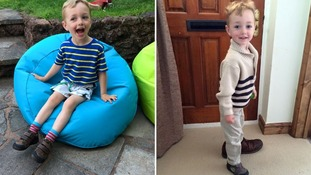 Missing three-year-old Ethan Williams