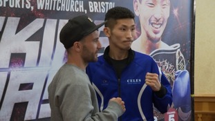 Bristol boxer one fight away from world title