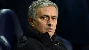 Jose Mourinho banned from driving after being caught speeding