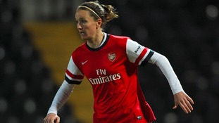 Casey Stoney is made an MBE