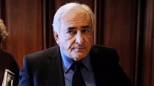 Former International Monetary Fund chief Dominique Strauss-Kahn