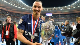 PSG striker Ibrahimovic rejects Milan move reports