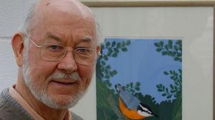 Robert Gillmor, MBE