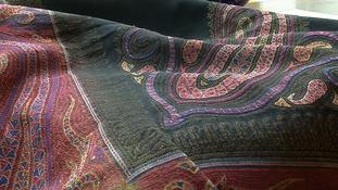 A Norwich shawl