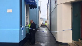 Two people stabbed in North Devon