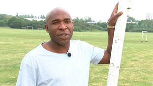 Barry Hayles, 43.