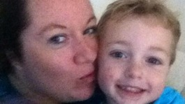 Missing three-year-old's mum 'fully focused on getting him back'