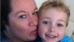 Rebecca Minnock had disappeared with her son, Ethan Williams.
