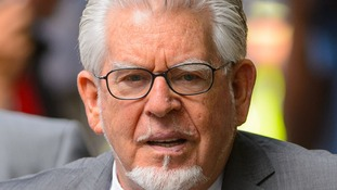 Paedophile Rolf Harris 'pens song mocking victims as money-grabbing wenches'