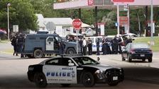 dallas police cars