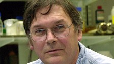 "Sir Tim Hunt, who resigned from his job at UCL following his remarks about the ""trouble with girls"" in science"