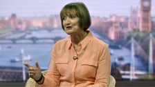 Dame Tessa Jowell on the BBC's Andrew Marr Show